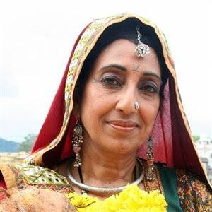 Biodata Amardeep Jha (Pemeran Sumitra Naani)
