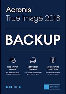 Download Acronis True Image 2018 + Ativação