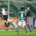 Santos vence Palmeiras pela 1° vez na Arena, com gol de Ricardo Oliveira