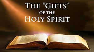 The Gift of the Holy-Spirit