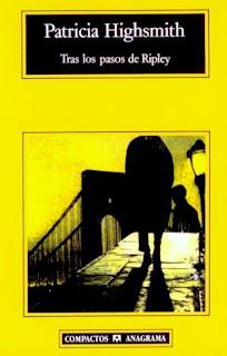 Tras Los Pasos De Ripley de Patricia Highsmith