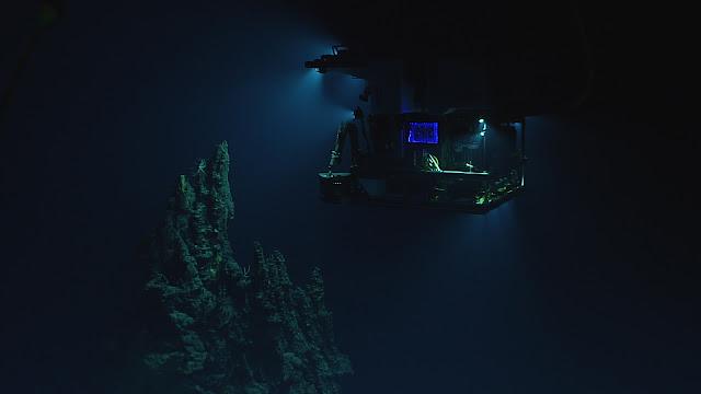 Fossas Marianas - Um dos lugares mais profundos da Terra