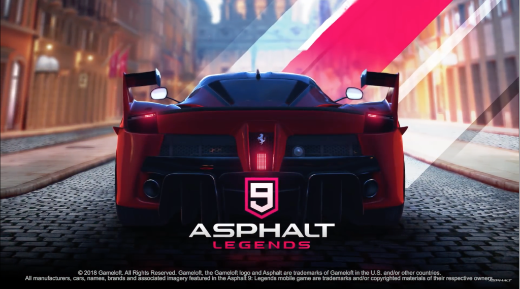 Buckle Up For The Official Launch Of Asphalt 9 Legends Gaming