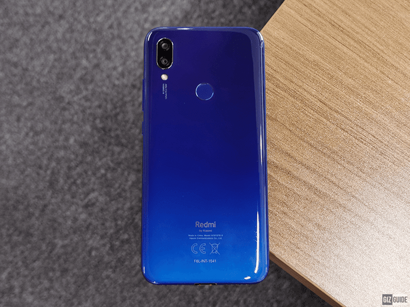 Redmi 7: First Camera Samples