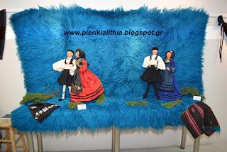 ΒΙΝΤΕΟ από την έκθεση Μακεδονικής παραδοσιακής φορεσιάς.