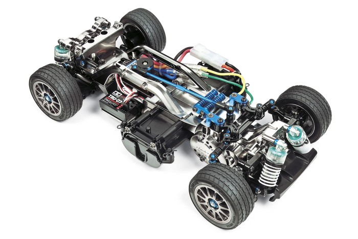 Tamiya M05 v2 guide, Setup, Mods, tuning and racing tips