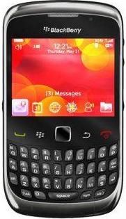 Harga HP Blackberry Curve 3G 9330
