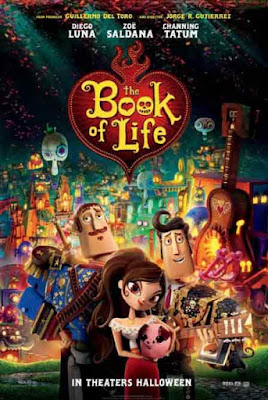 The Book of Life (2014) Sinopsis