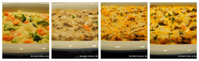 Crock Pot Chicken Veggie and Rice Casserole at Miz Helen's Country Cottage
