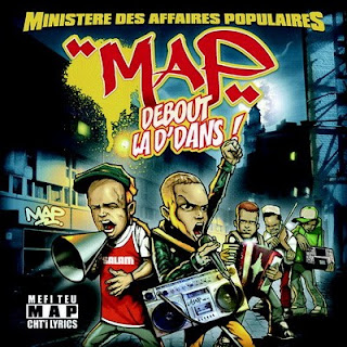 MAP - Debout La D'dans (2006) WAV