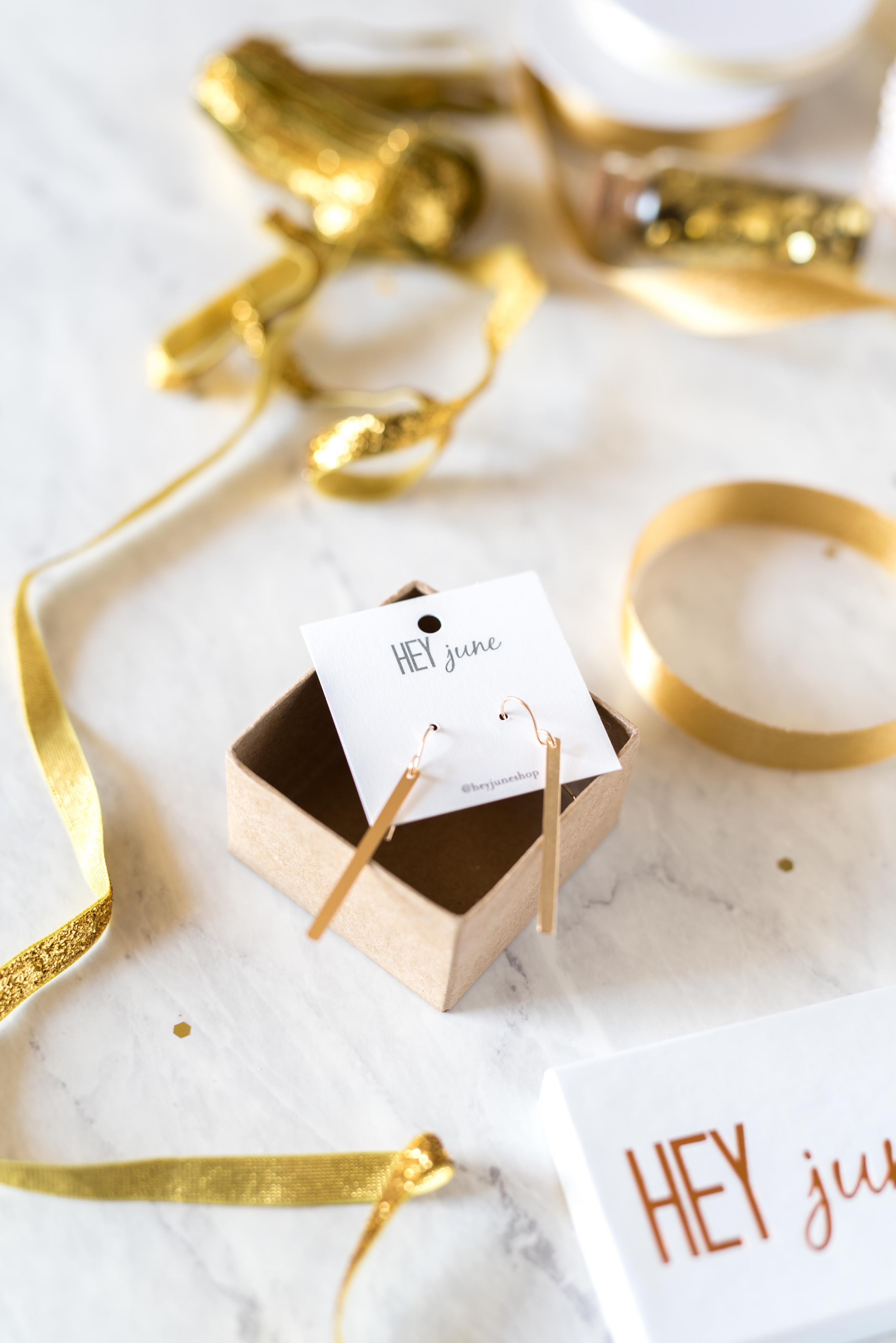Shop Small Series: Hey June Jewelry | Gina Chong