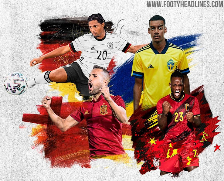 World Cup 2020 Belgium Vs Japan.In Depth All New Adidas 2020 Kit Technologies Revealed