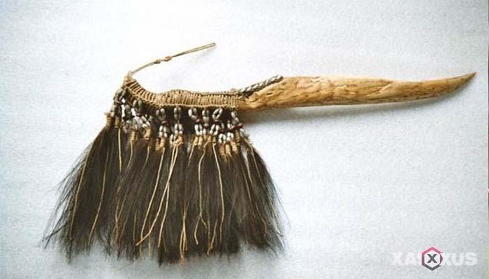 Senjata tradisional Indonesia - Senjata tradisional Papua Barat (Pisau Belati)
