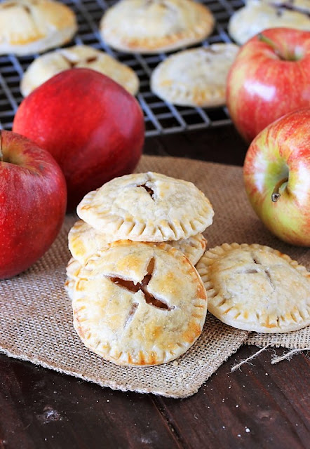 4-Bite Apple Pies Image