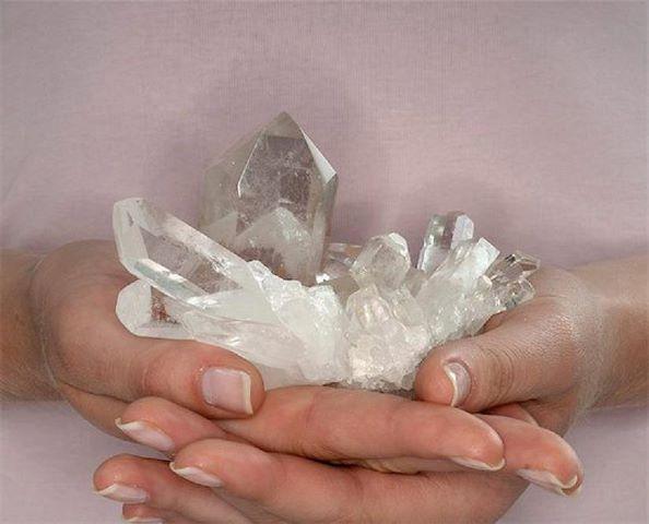 Meditación con las gemas