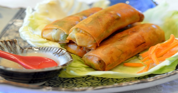 Lumpiang Gulay (Vegetable Spring Roll) Recipe