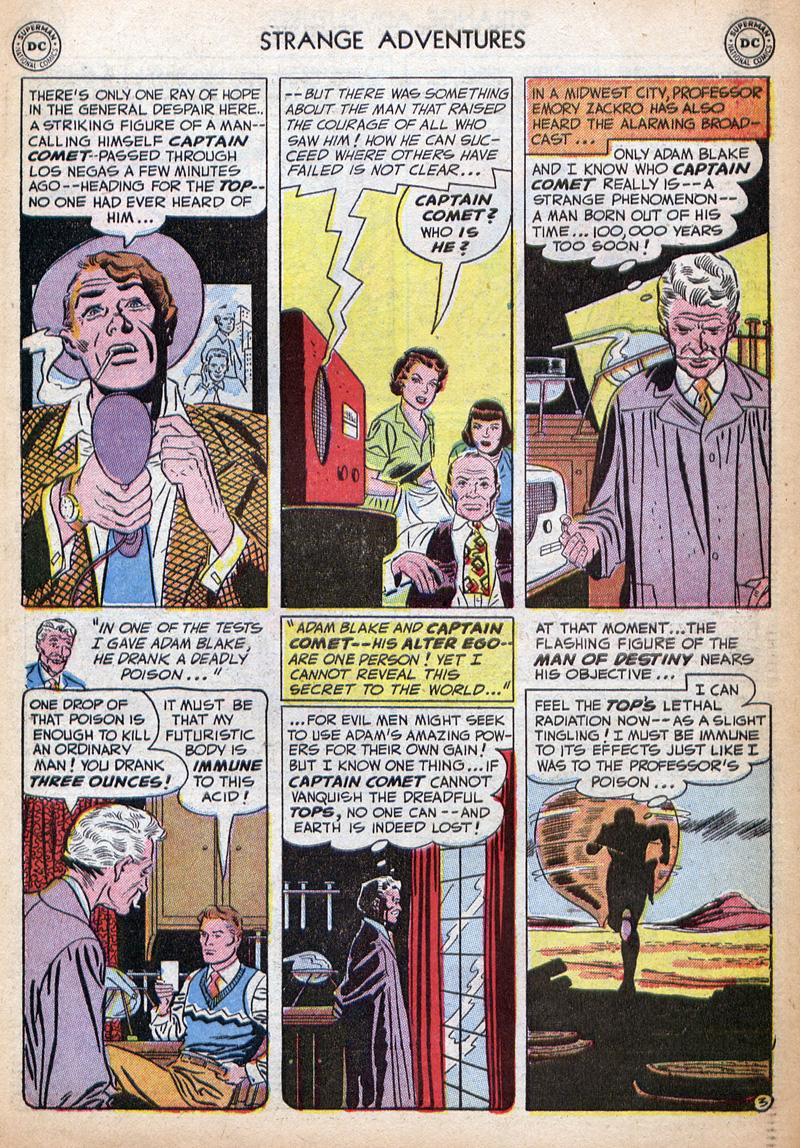 Strange Adventures (1950) issue 10 - Page 5