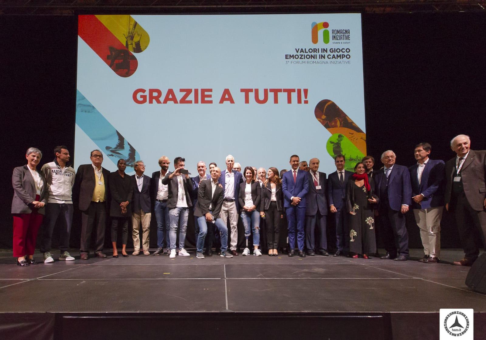 1e8514ef0d Questo il messaggio lanciato dal 3° Forum Romagna Iniziative, l'evento  ideato dal Consorzio che da oltre 20 anni riunisce 12 grandi aziende della  Romagna e ...