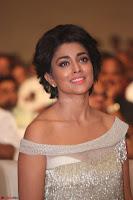 Shriya Saran in Stunning White Off Shoulder Gown at Nakshatram music launch ~  Exclusive (86).JPG