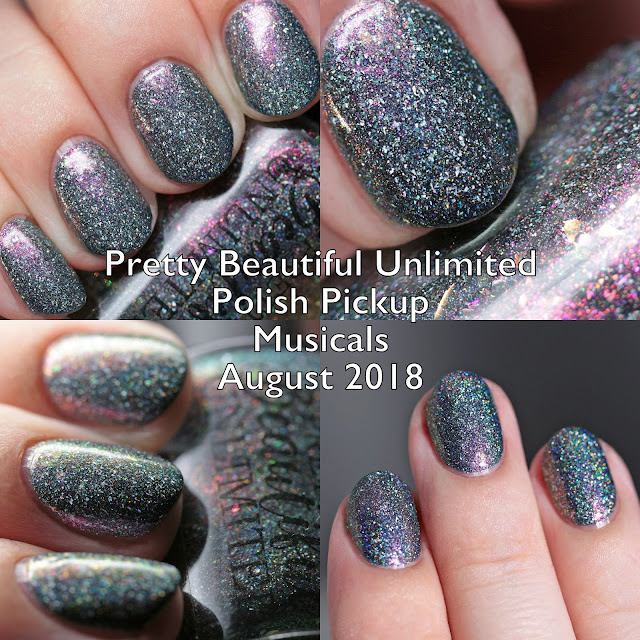 Pretty Beautiful Unlimited Polish Pickup Musicals August 2018