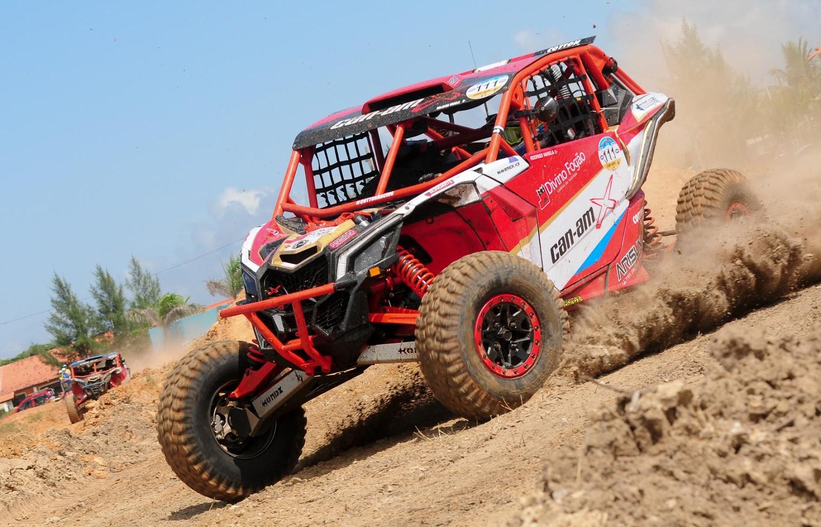 Irmãos Varela são os mais rápidos do Brasileiro de Rally Baja ad30d4e0c8c74