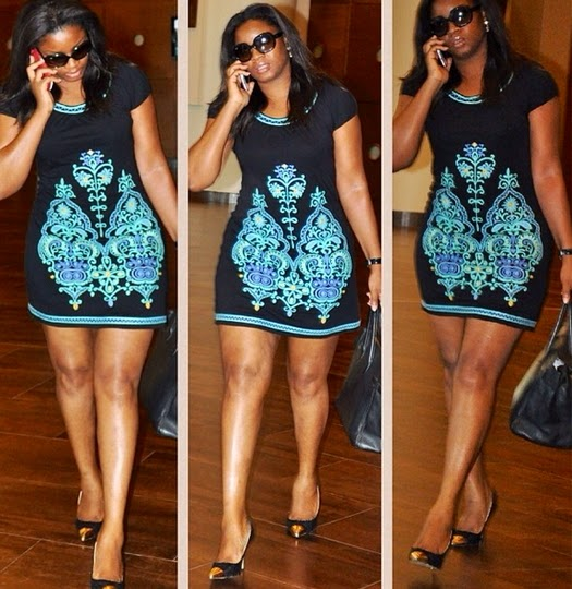omotola jalade born again christian
