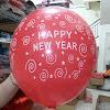Balon Latex Printing HAPPY NEW YEAR