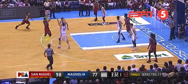 San Miguel def. Magnolia, 111-87 (REPLAY VIDEO) Finals Game 3 / April 1