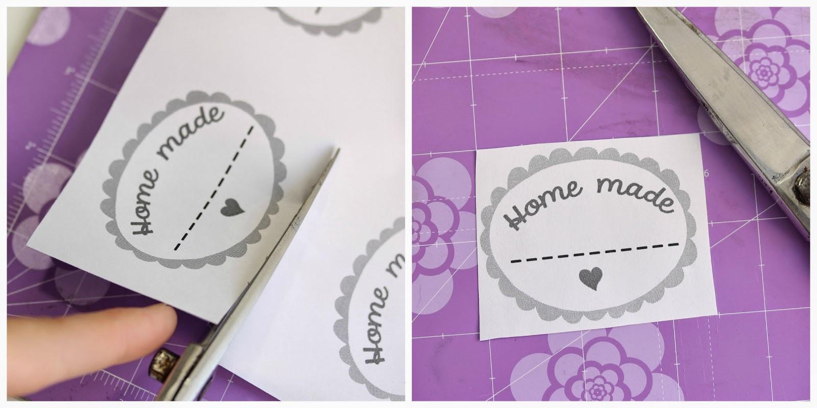 Diy Etiquetas Transparente Adhesvia Para Tarros De Conserva Tape Pink