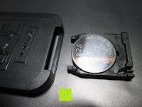 Batteriefach: Yorbay® LED Weihnachtskerzen RGB/Warmweiß mit Fernbedienung mit Timerfunktion 10-100stk (20)