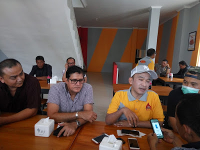 Ruben Onsu Gelar Meet and Greet di Lampung