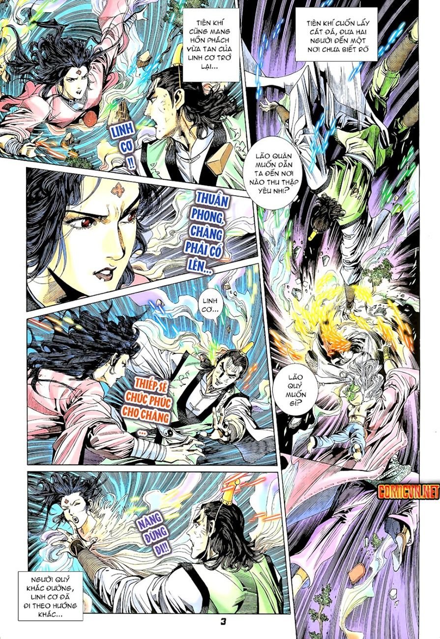 Đại Đường Uy Long chapter 82 trang 13