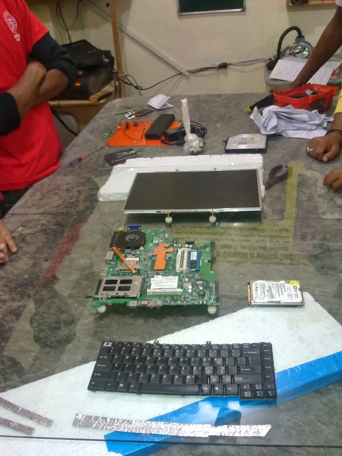 Laptop Class Project  Continue