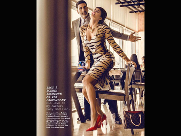 Jacqueline Fernandez and Akshay Kumarz On The Vogue Cover 4