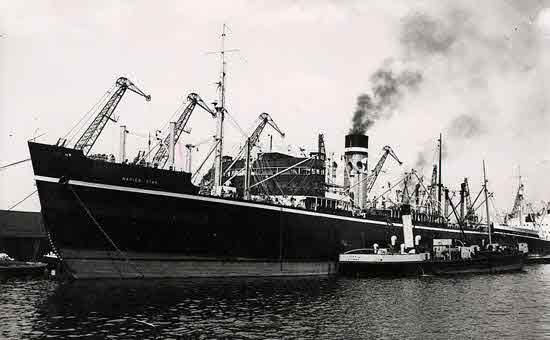 18 December 1940 worldwartwo.filminspector.com SS Napier Star