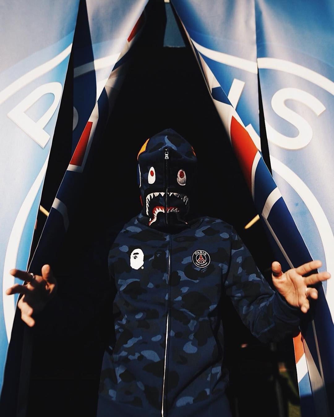 2b7221c3bae Paris Saint-Germain are re-defining the street style and how!