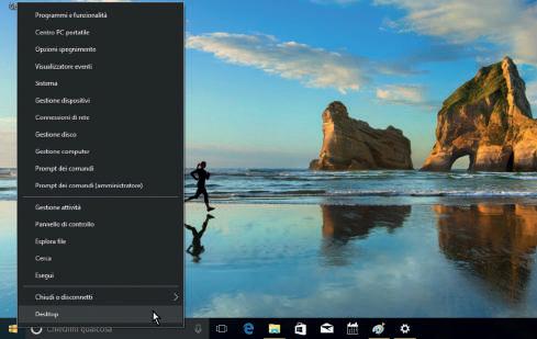 Come personalizzare uso Windows 10