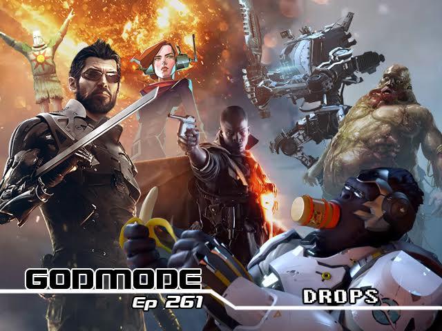GODMODE 261 - DROPS