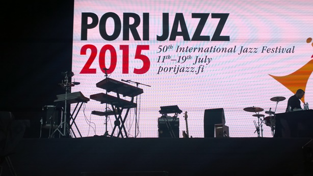 Smoke On The Water: Pori Jazz Festival 16.7.2015