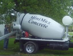 harga beton cor ready mix truk mixer minimix perkubik