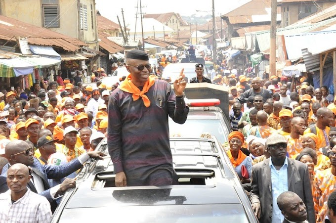 Mimiko backs out of presidential race