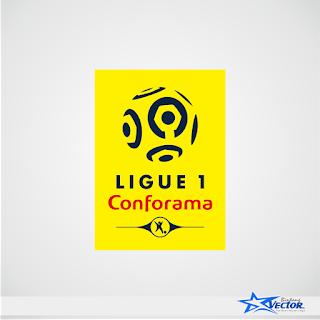 LIGUE 1 Conforama Logo Vector cdr Download