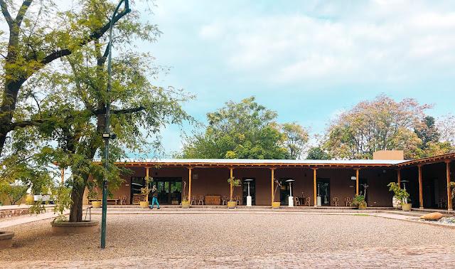 Lagarde Bodega - 4 días en Mendoza, Argentina - Itinerario completo día por día de que hacer.