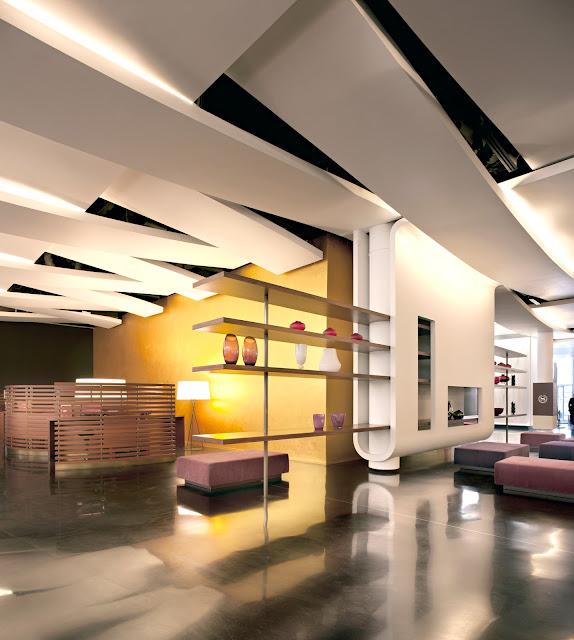 Pultrusion, composites, arquitectura, vanguardia, diseño, 3B