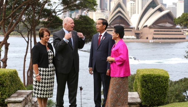 Inilah Oleh-oleh Presiden Jokowi Pulang dari Australia
