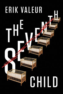 The Seventh Child by Erik Vallor | cover love