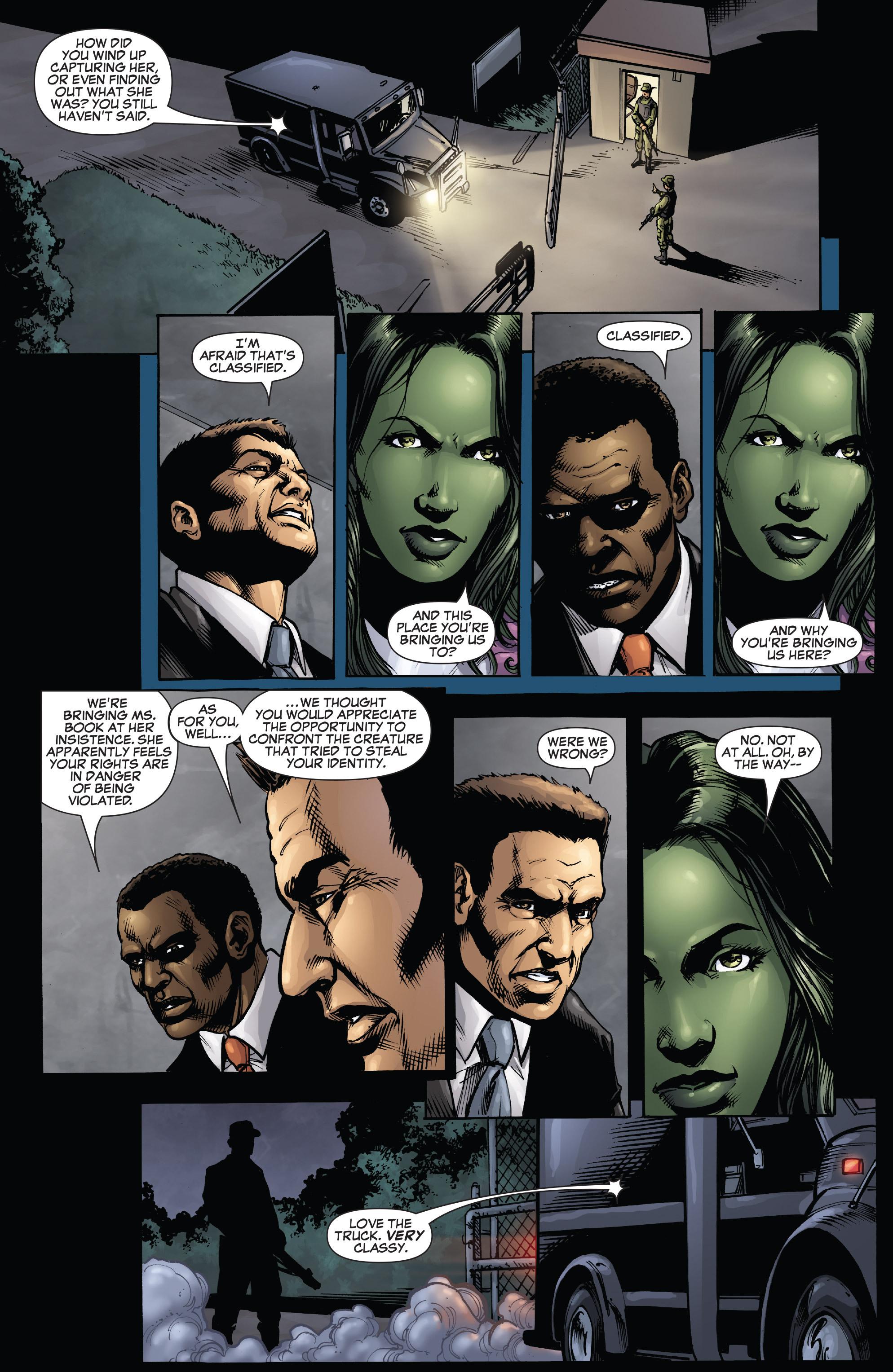 Read online She-Hulk (2005) comic -  Issue #38 - 16
