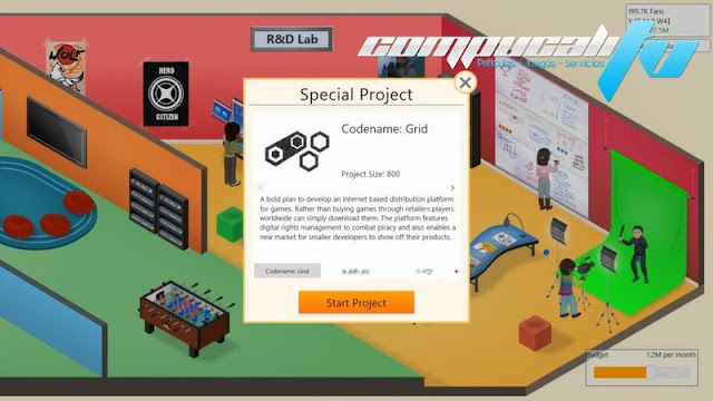 Game Dev Tycoon PC Full