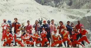 Phim Power Ranger Forever Red