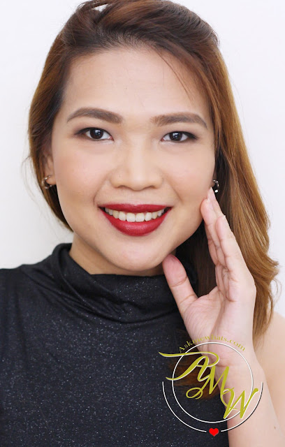 a photo of Poise Makeup Professional Look by Nikki Tiu AskMeWhats